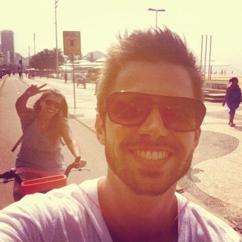 Bike do Itaú arrasa no Rio!